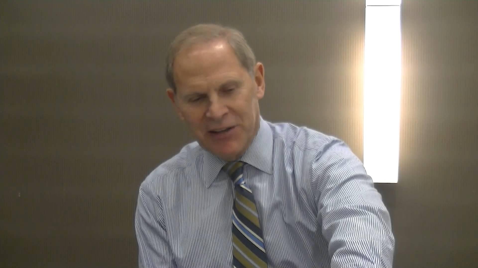 Video & Quotes: John Beilein at Big Ten Media Day