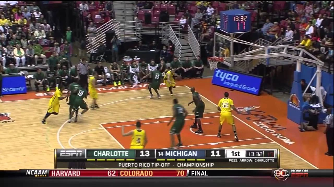 Five Key Plays: Michigan vs. Charlotte