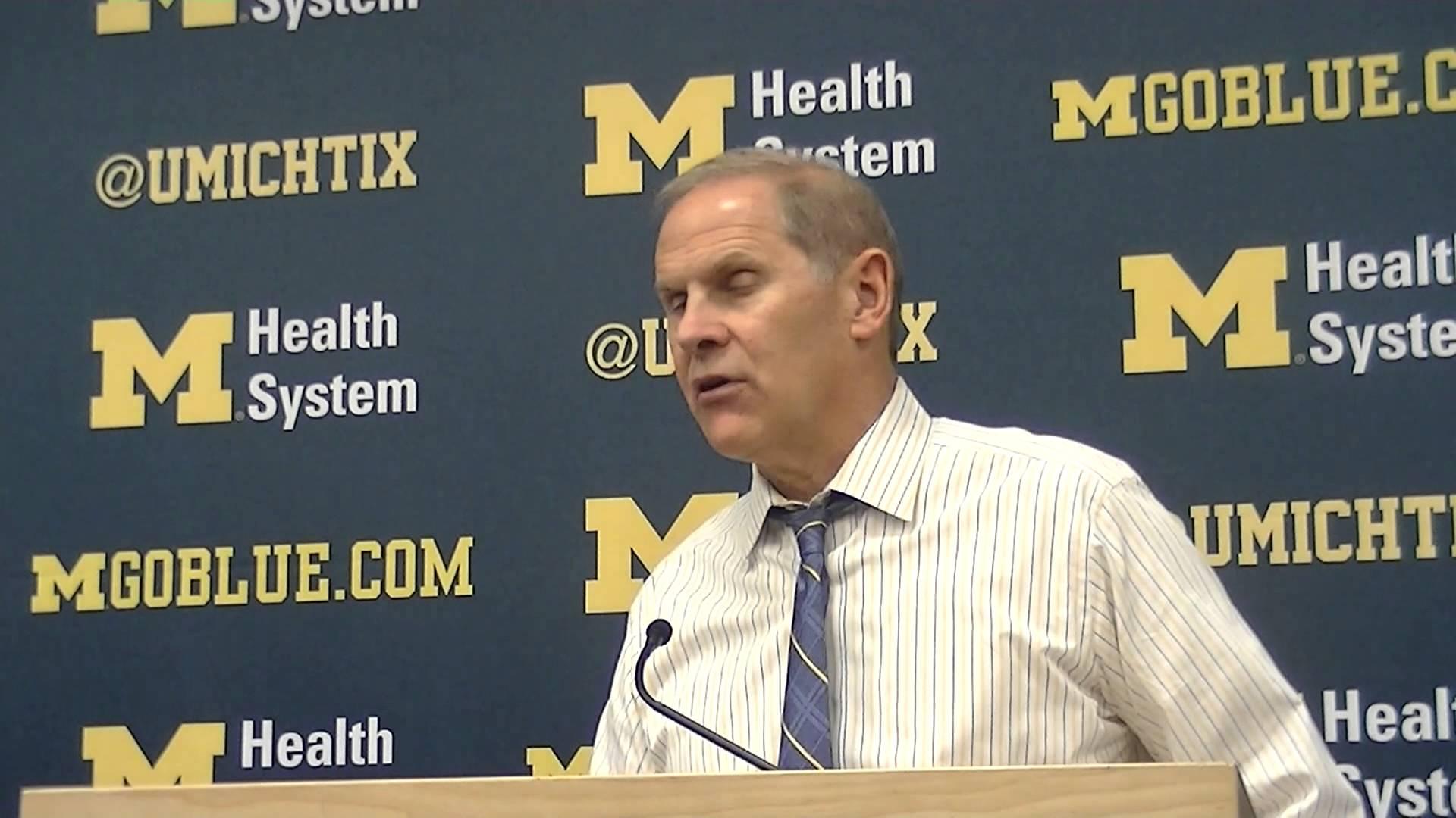 Video & Quotes: John Beilein recaps Wayne State victory