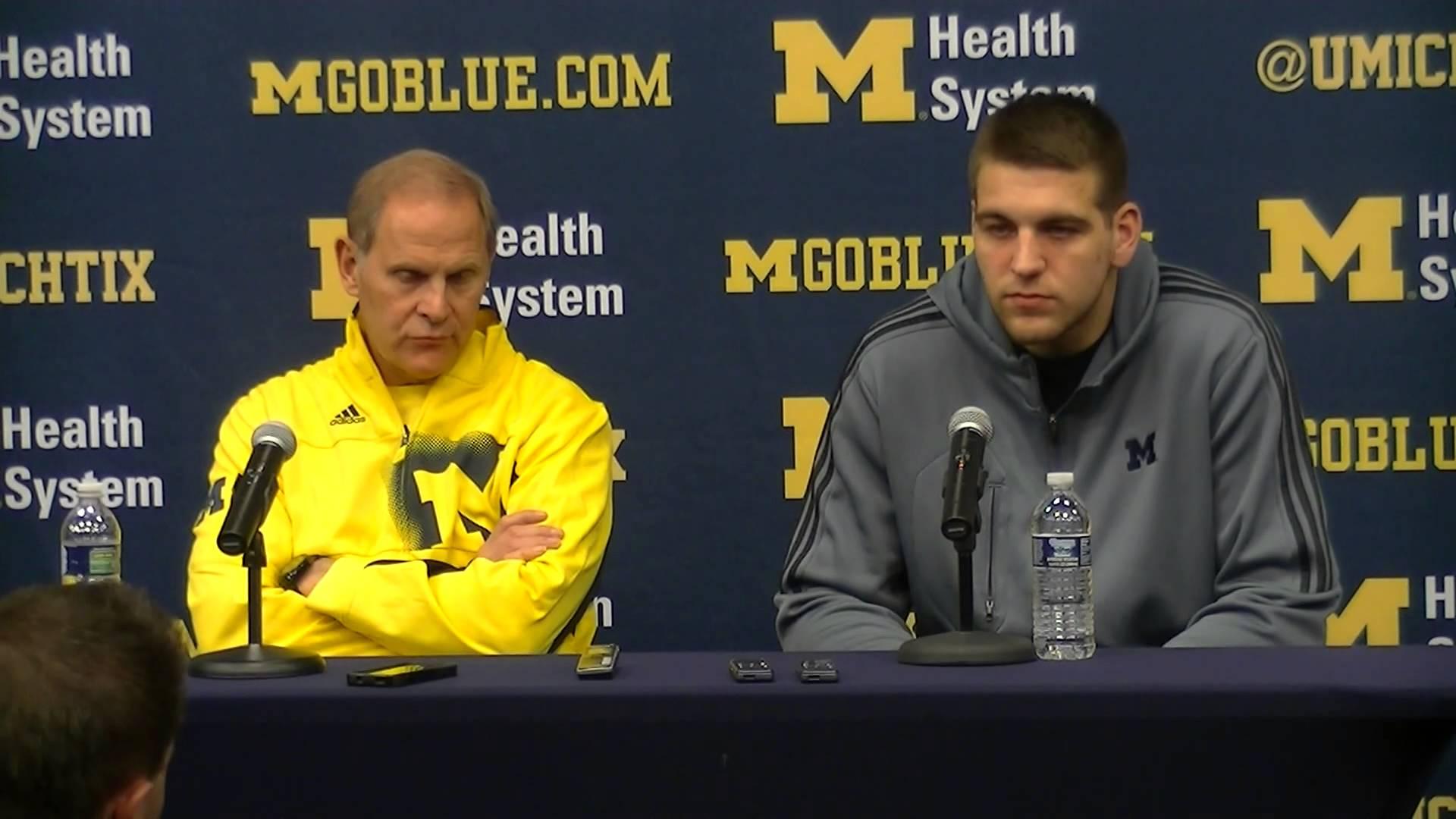 Video: John Beilen, Mitch McGary talk McGary back surgery