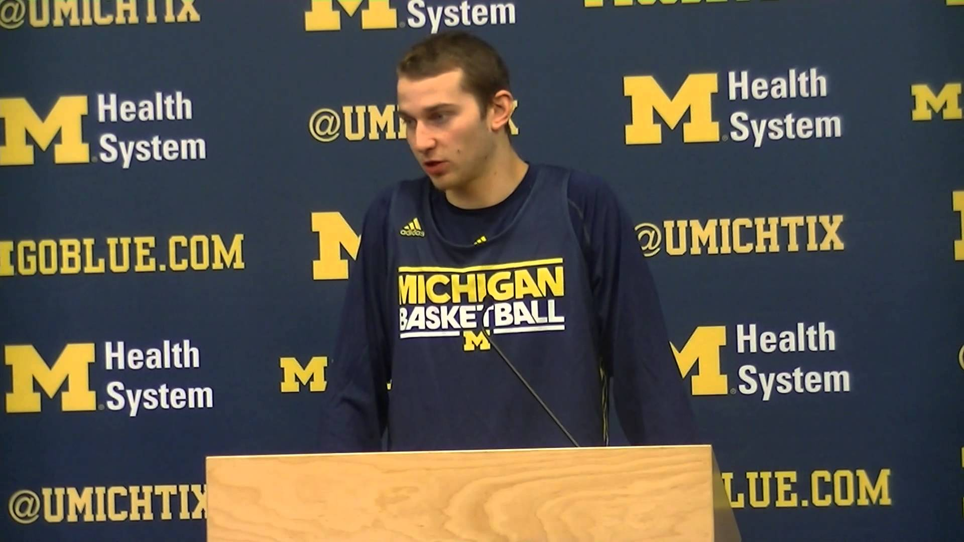 Video: John Beilein, Nik Stauskas and Spike Albrecht preview Stanford