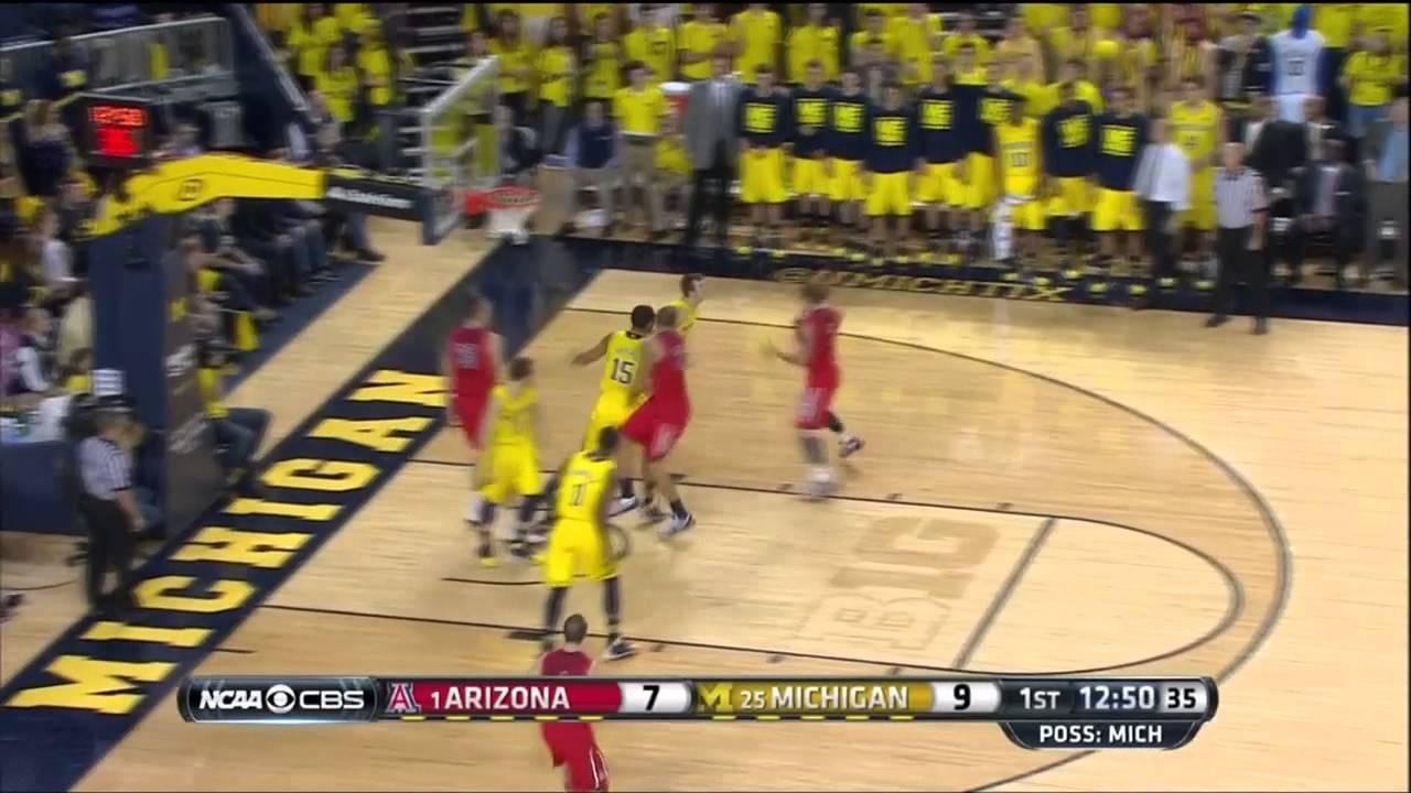 Five Key Plays: Arizona at Michigan