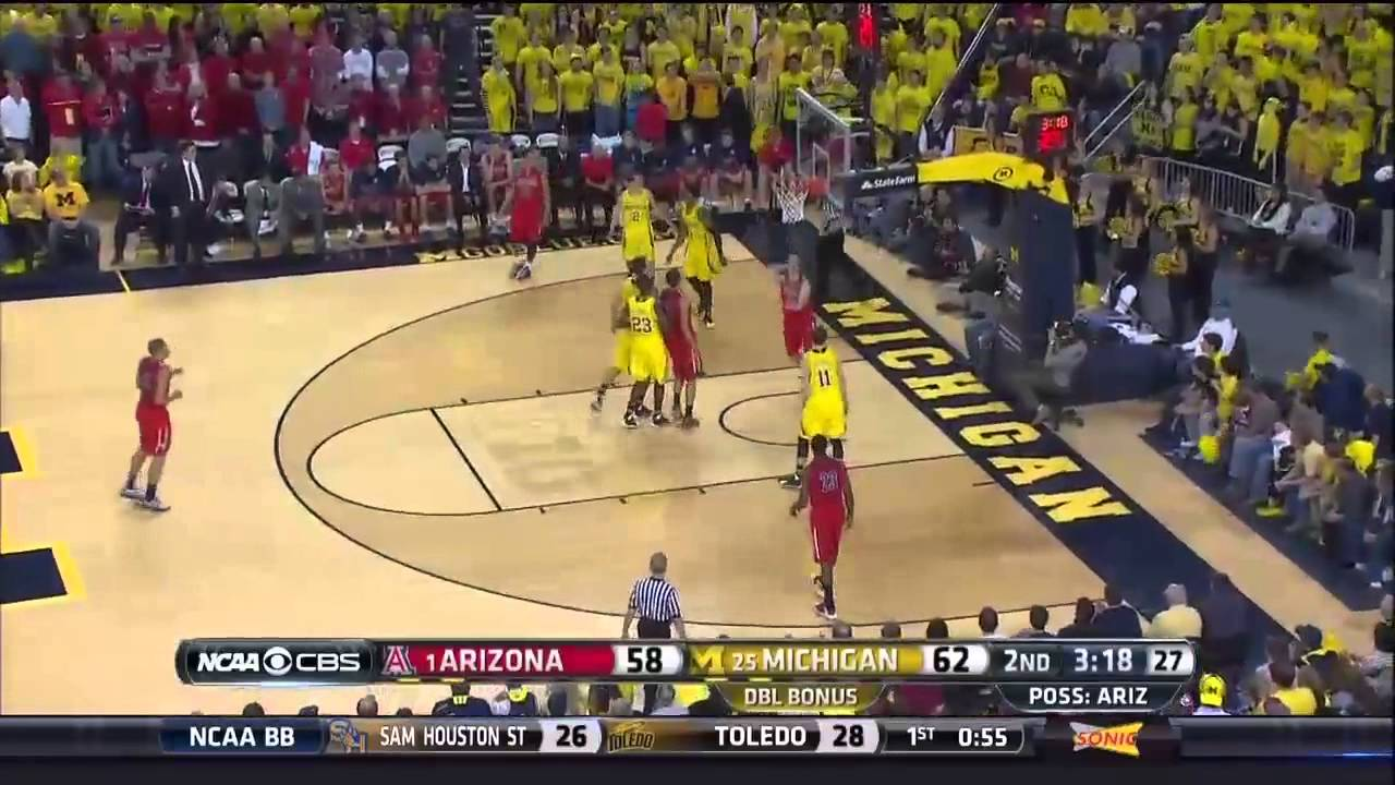 Poor defense dooms Wolverines down the stretch