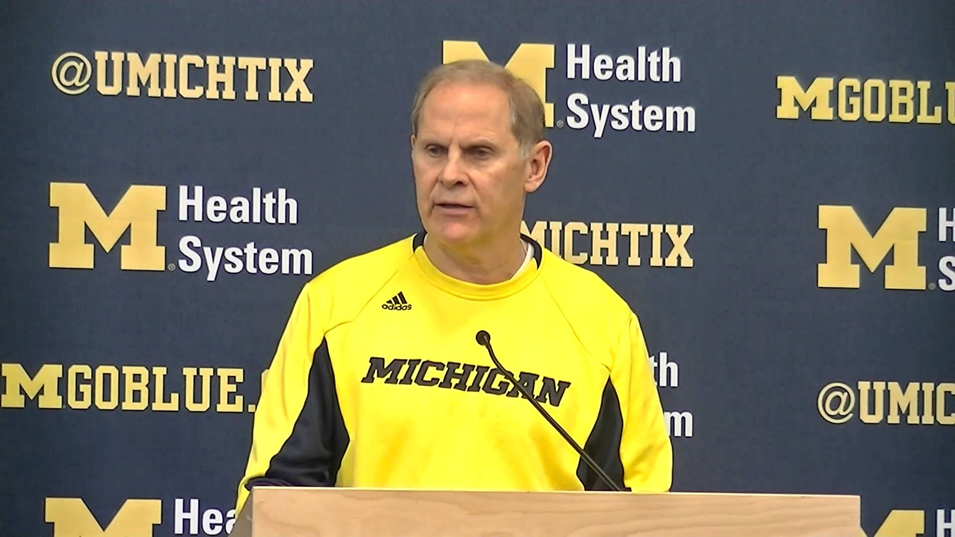 Video: John Beilein, Jordan Morgan and Nik Stauskas talk Wisconsin