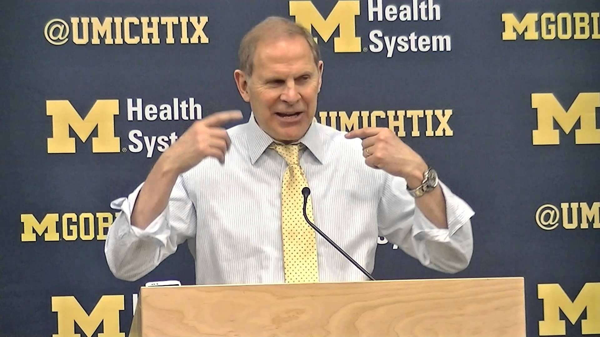 Video & Quotes: John Beilein discusses win over Penn State