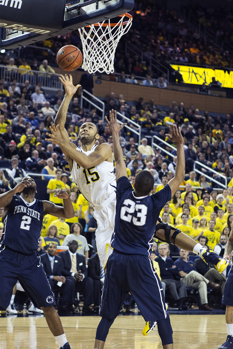 Michigan 80, Penn State 67 – #26