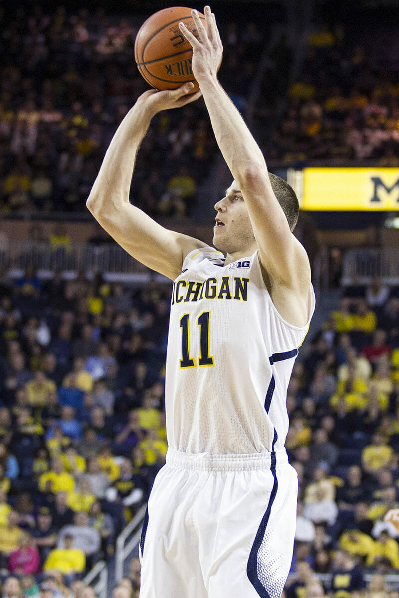 Michigan 80, Penn State 67 – #12