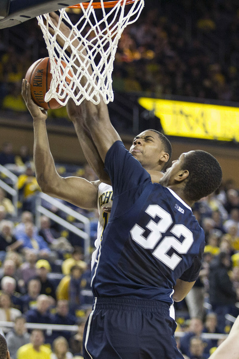Michigan 80, Penn State 67 – #10