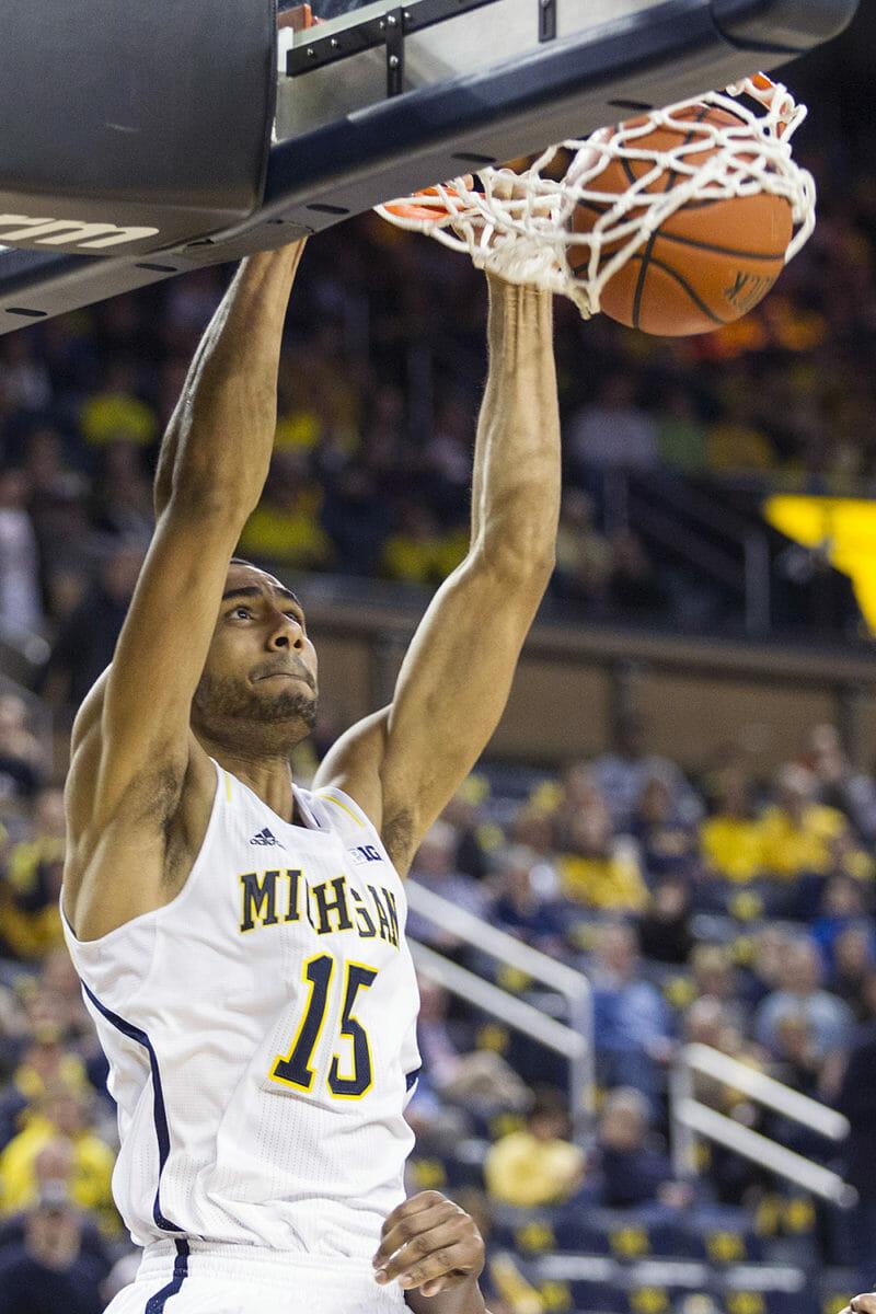Michigan 80, Penn State 67 – #8
