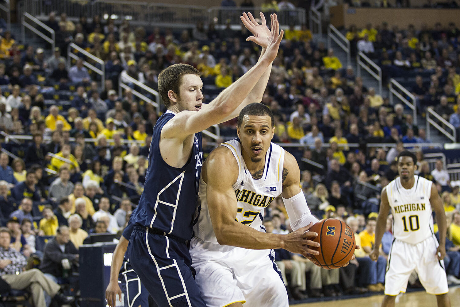Michigan 80, Penn State 67 – #4