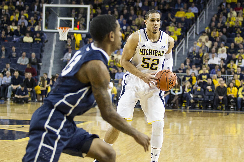 Michigan 80, Penn State 67 – #3