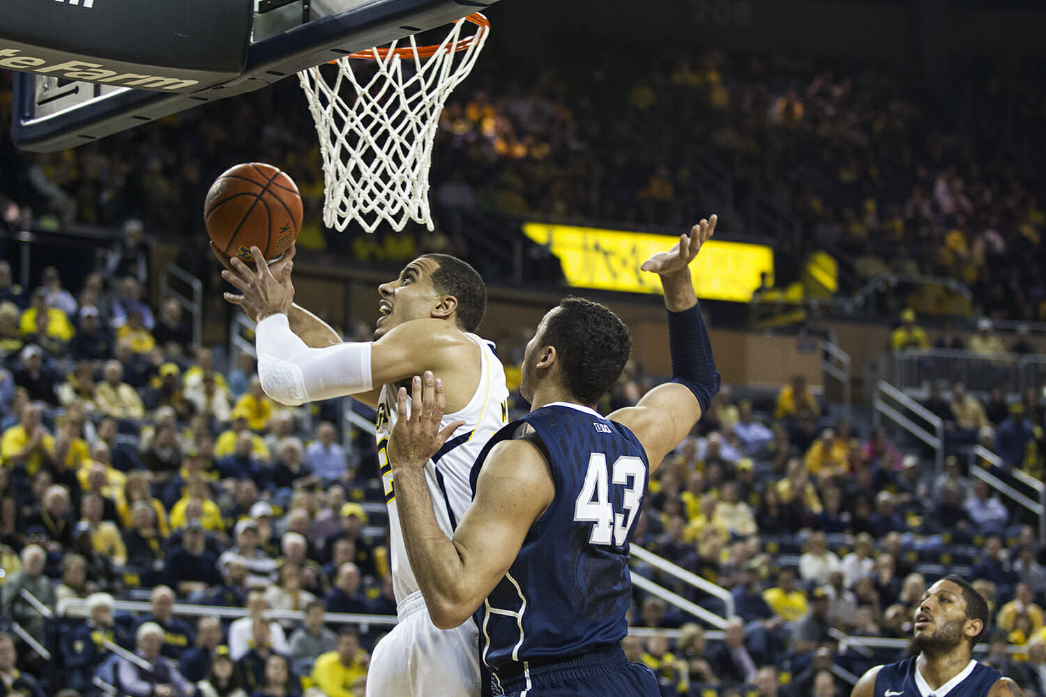 Michigan 80, Penn State 67 – #2