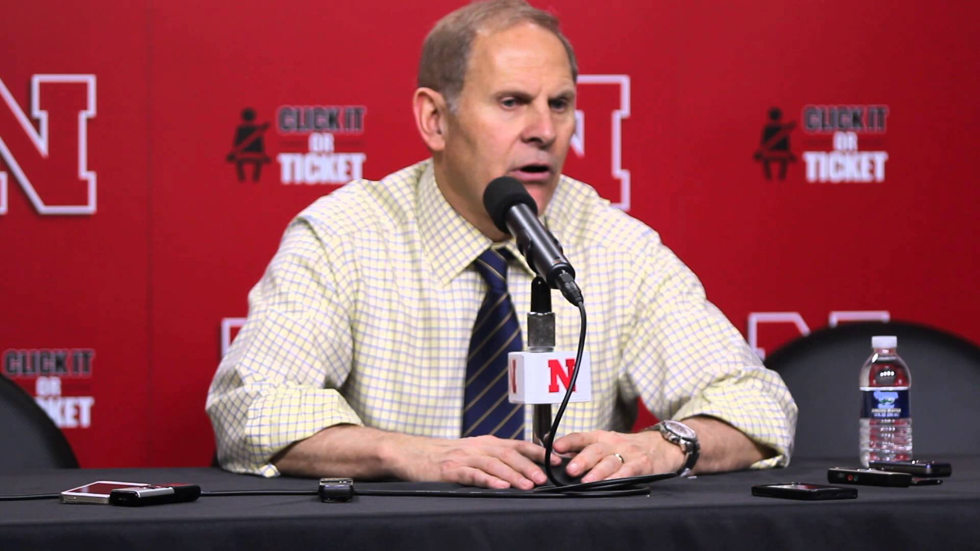 Video & Quotes: John Beilein recaps win at Nebraska