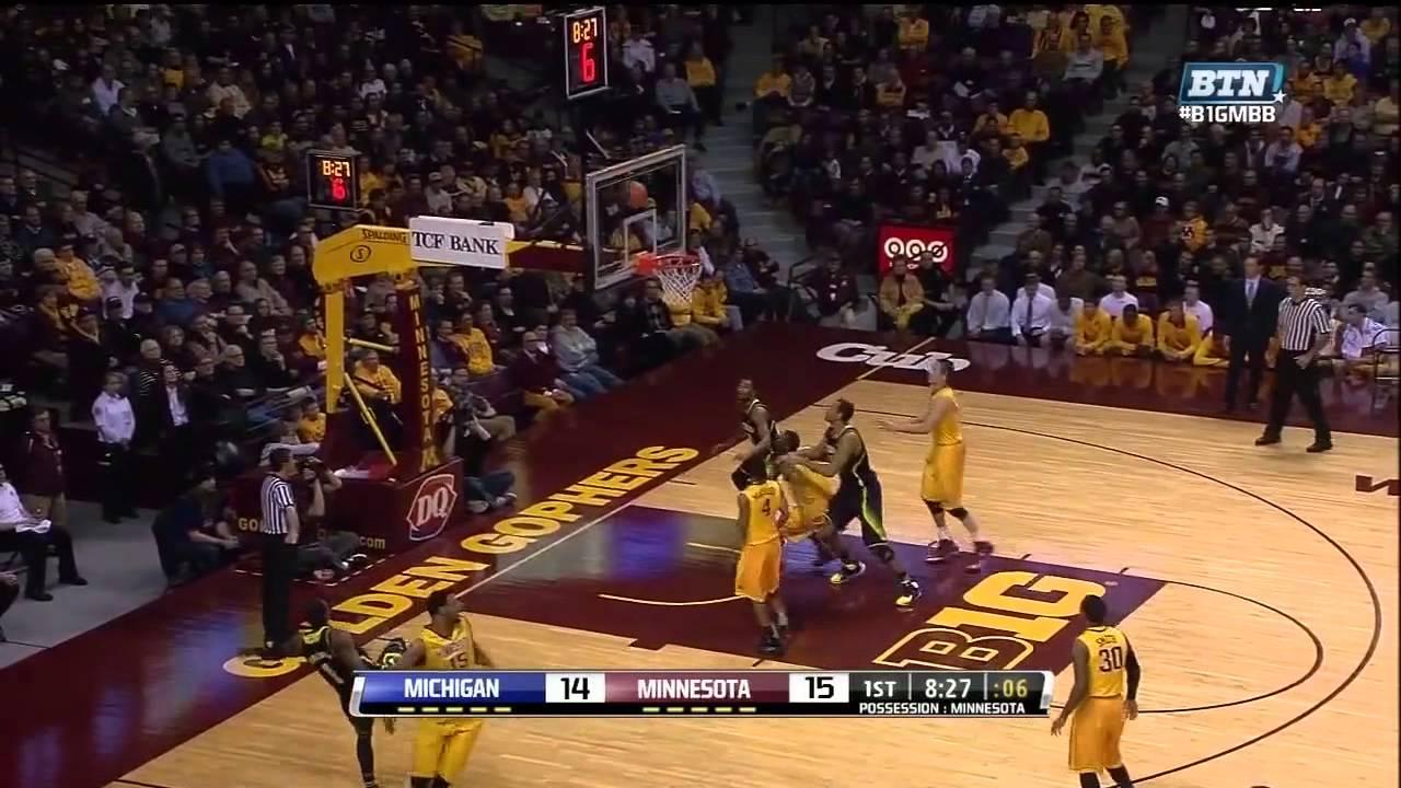 Five Key Plays: Michigan at Minnesota