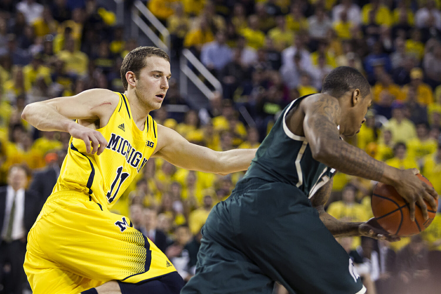 Michigan vs Michigan State_28