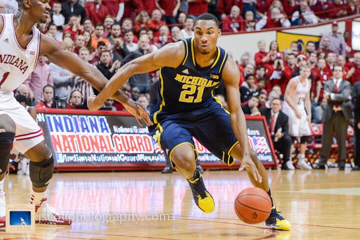 Indiana 63, Michigan 52 – 16
