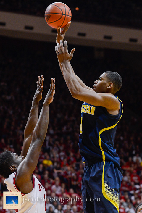 Indiana 63, Michigan 52 – 6