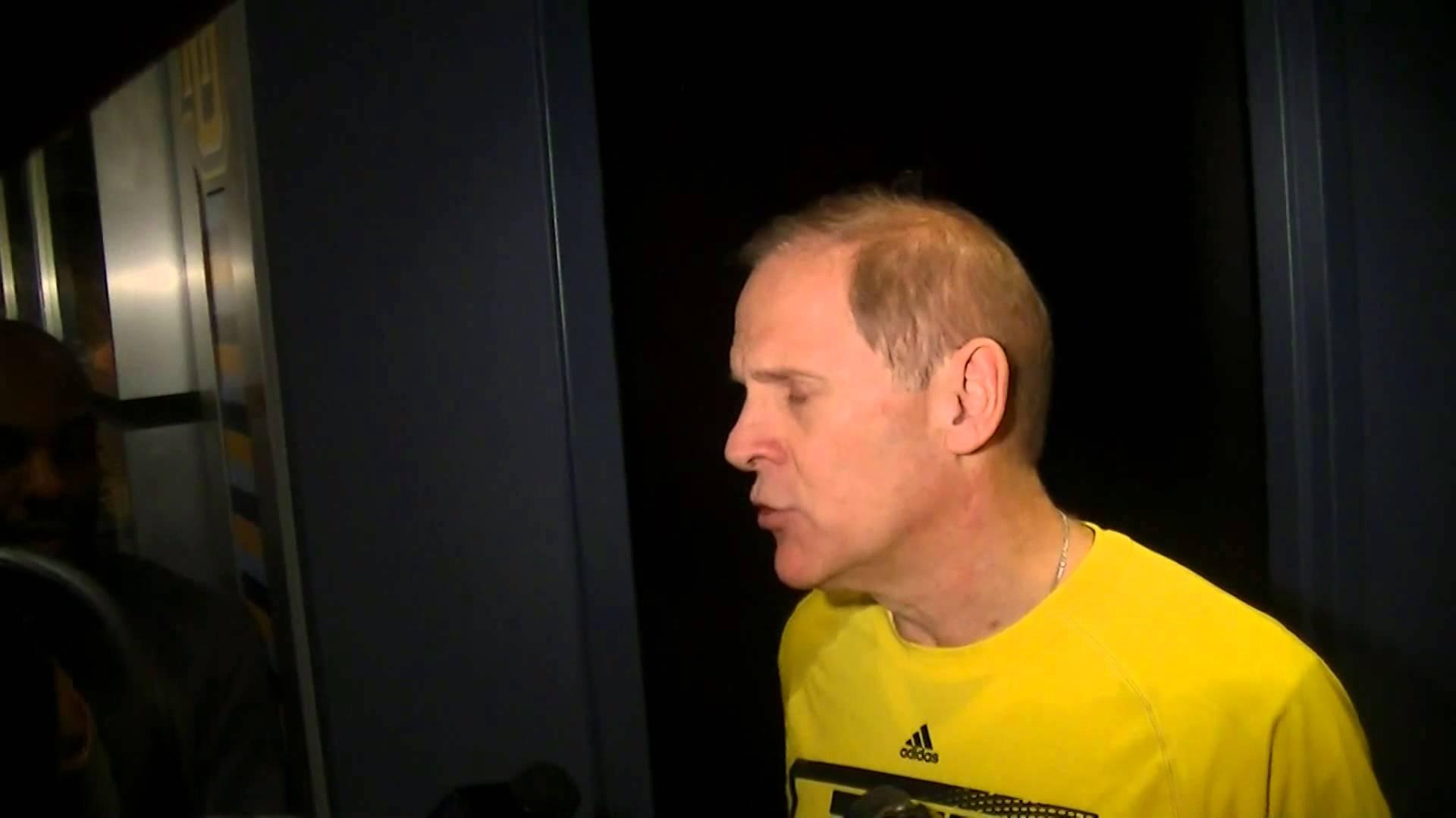 Video: John Beilein, assistant coaches discuss Texas matchup