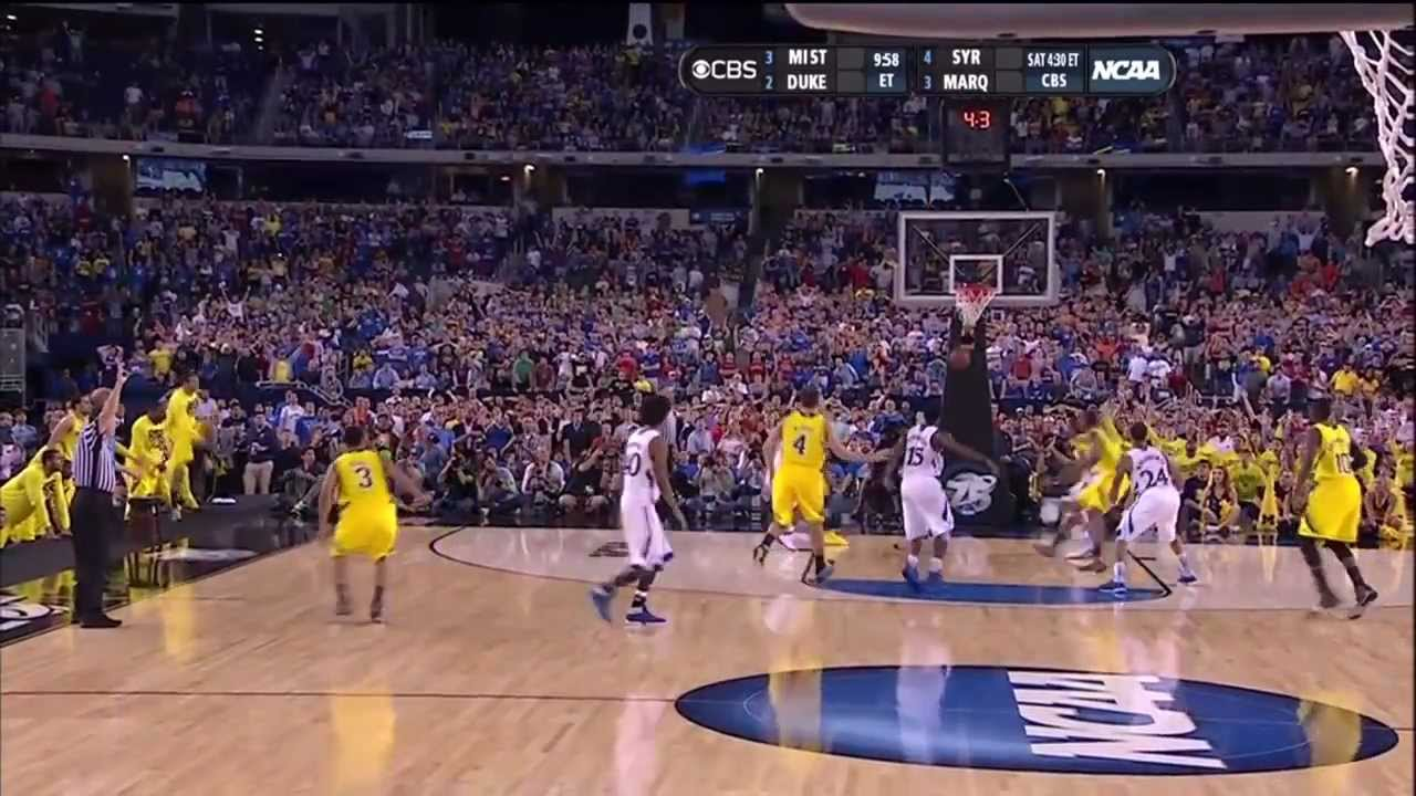 Looking back at the top moments of Michigan's 2013 NCAA tournament run