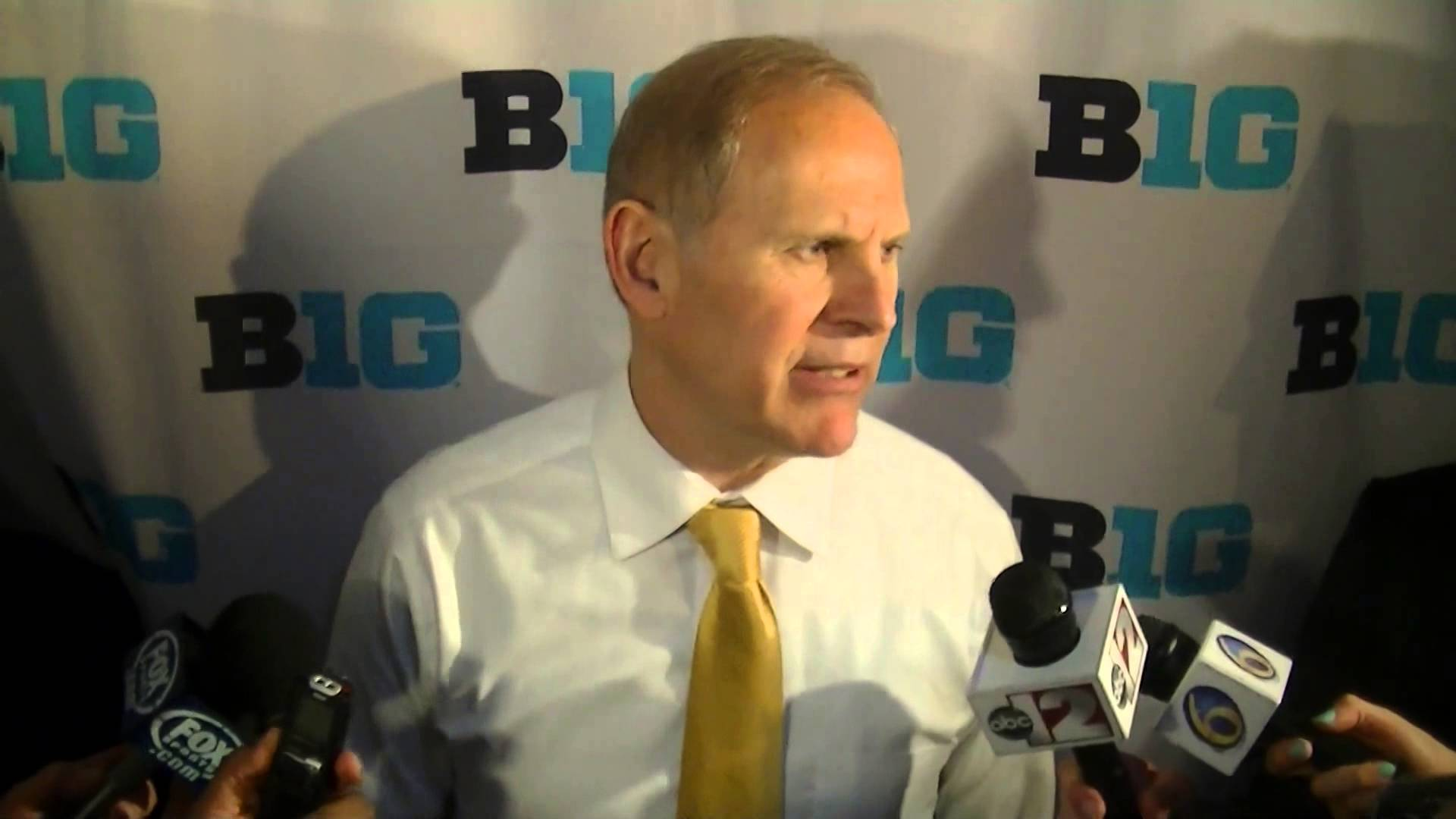 Video & Quotes: John Beilein discusses Wofford, No. 2 seed