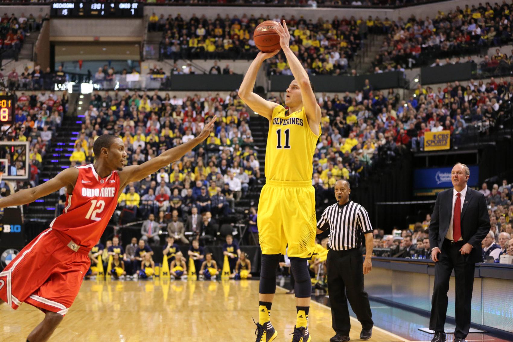 Michigan 72, Ohio State 69-5