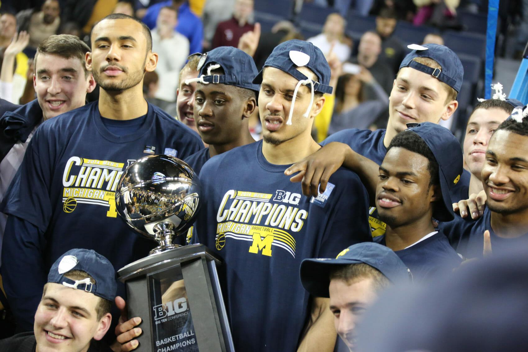 Michigan B1G Championship-23