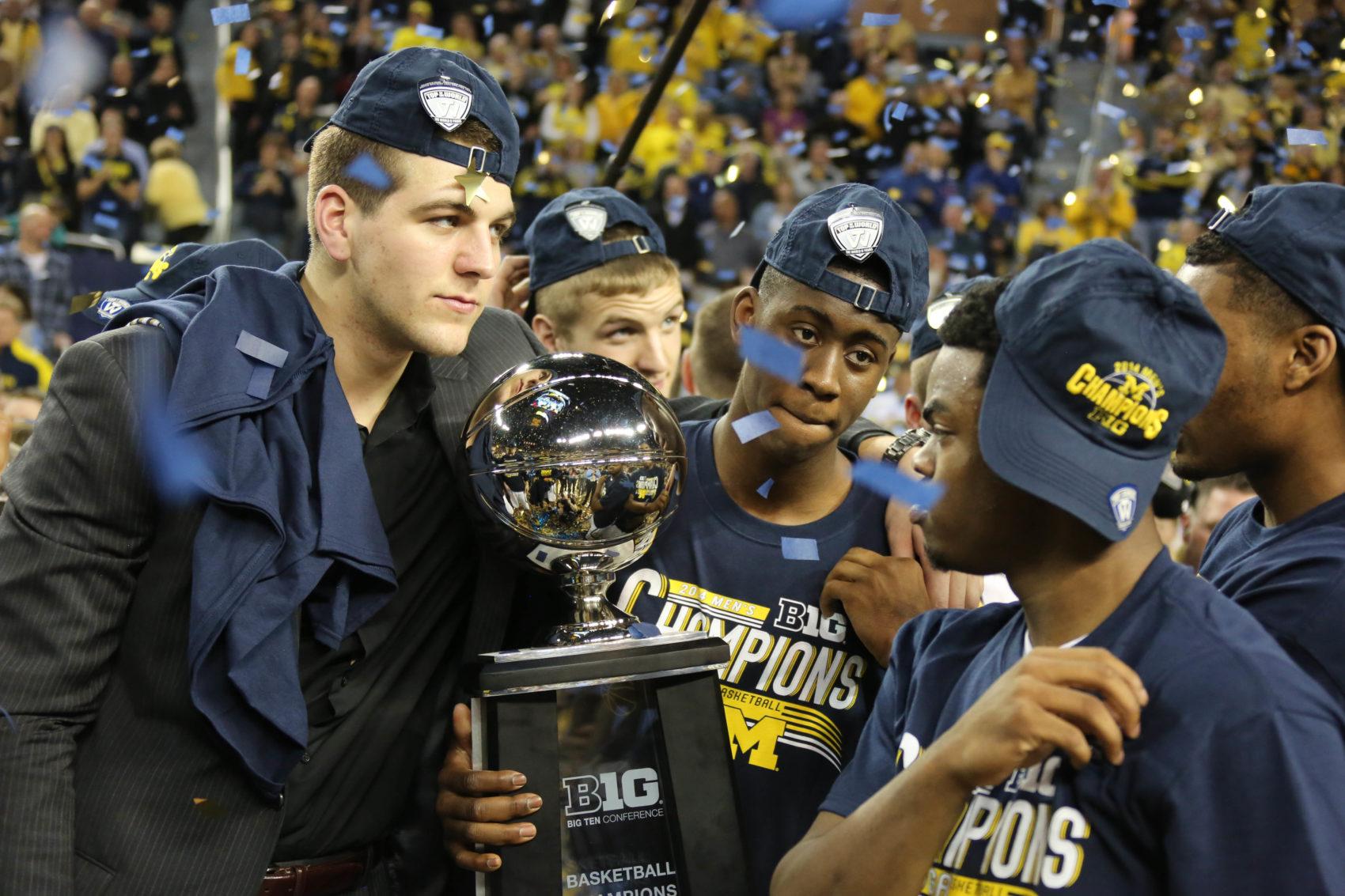 Michigan B1G Championship-11