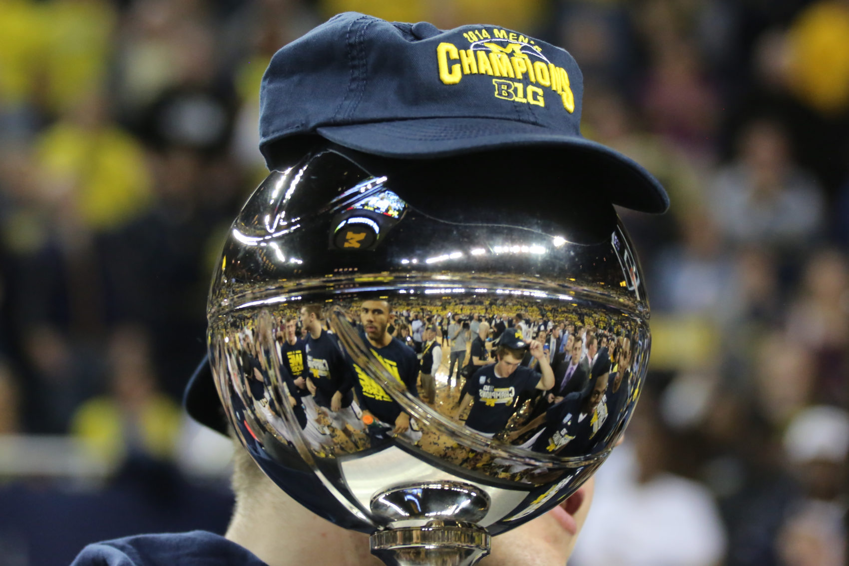 Michigan B1G Championship-8