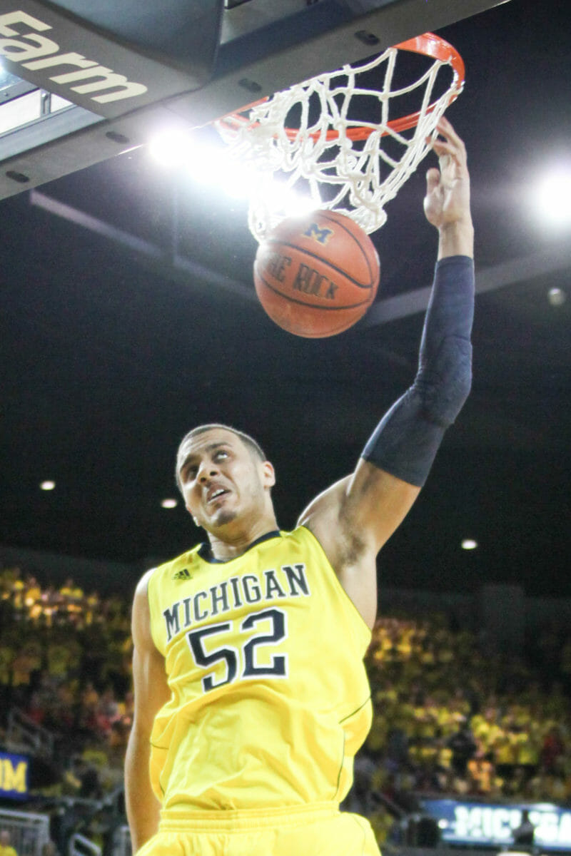 Jordan Morgan Best of UMHoops-4