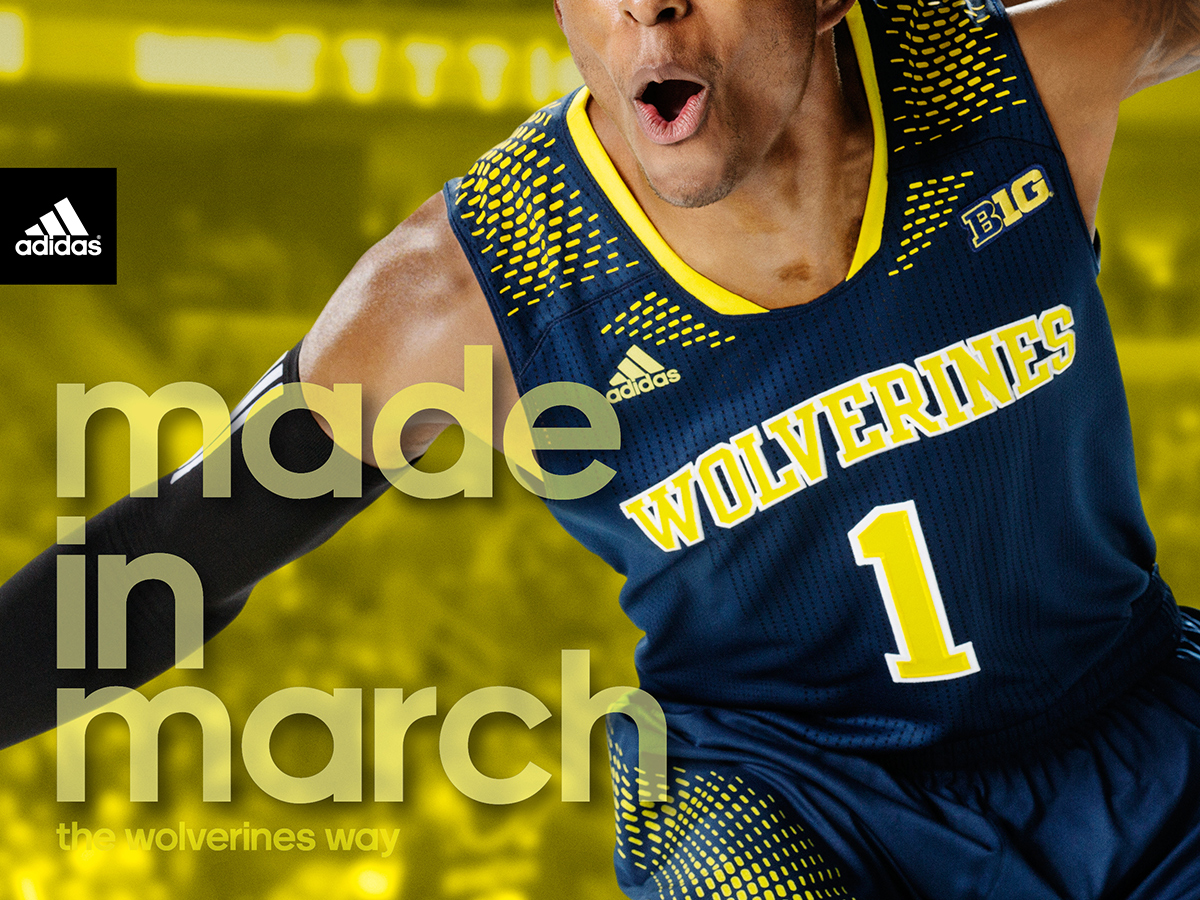 Michigan 'Made in March' Promotion