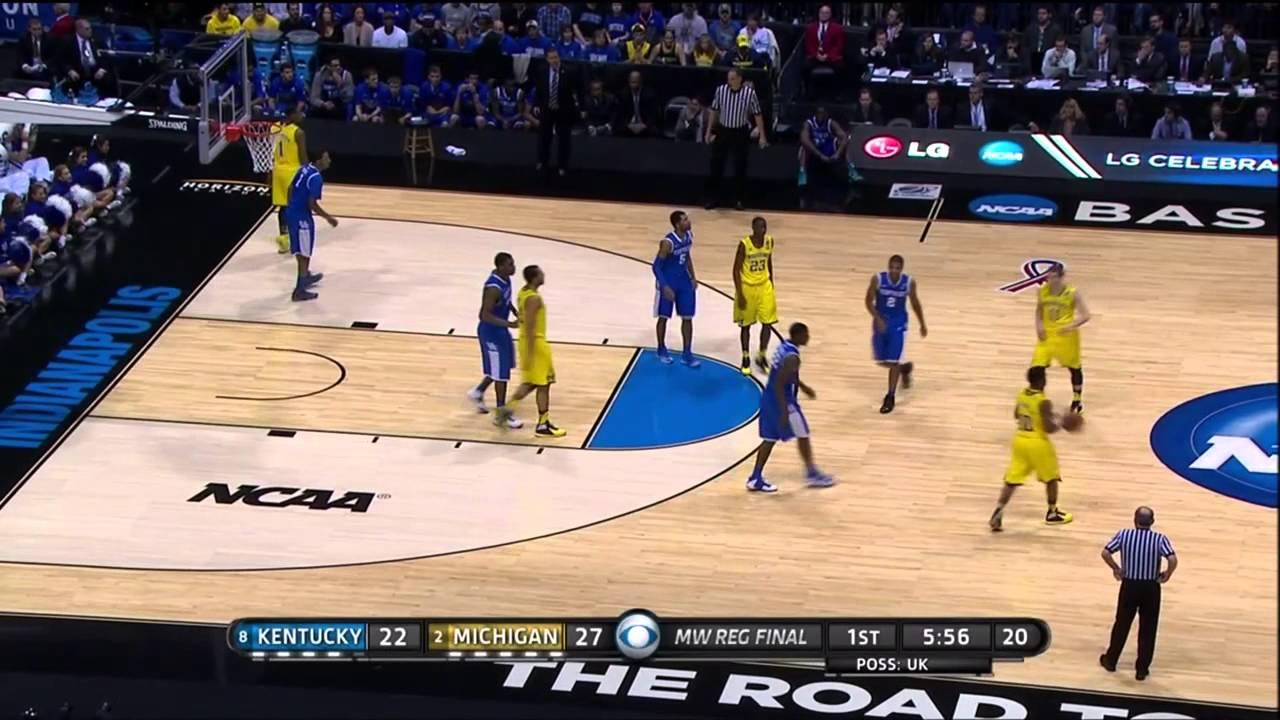 Five Key Plays: Michigan vs. Kentucky
