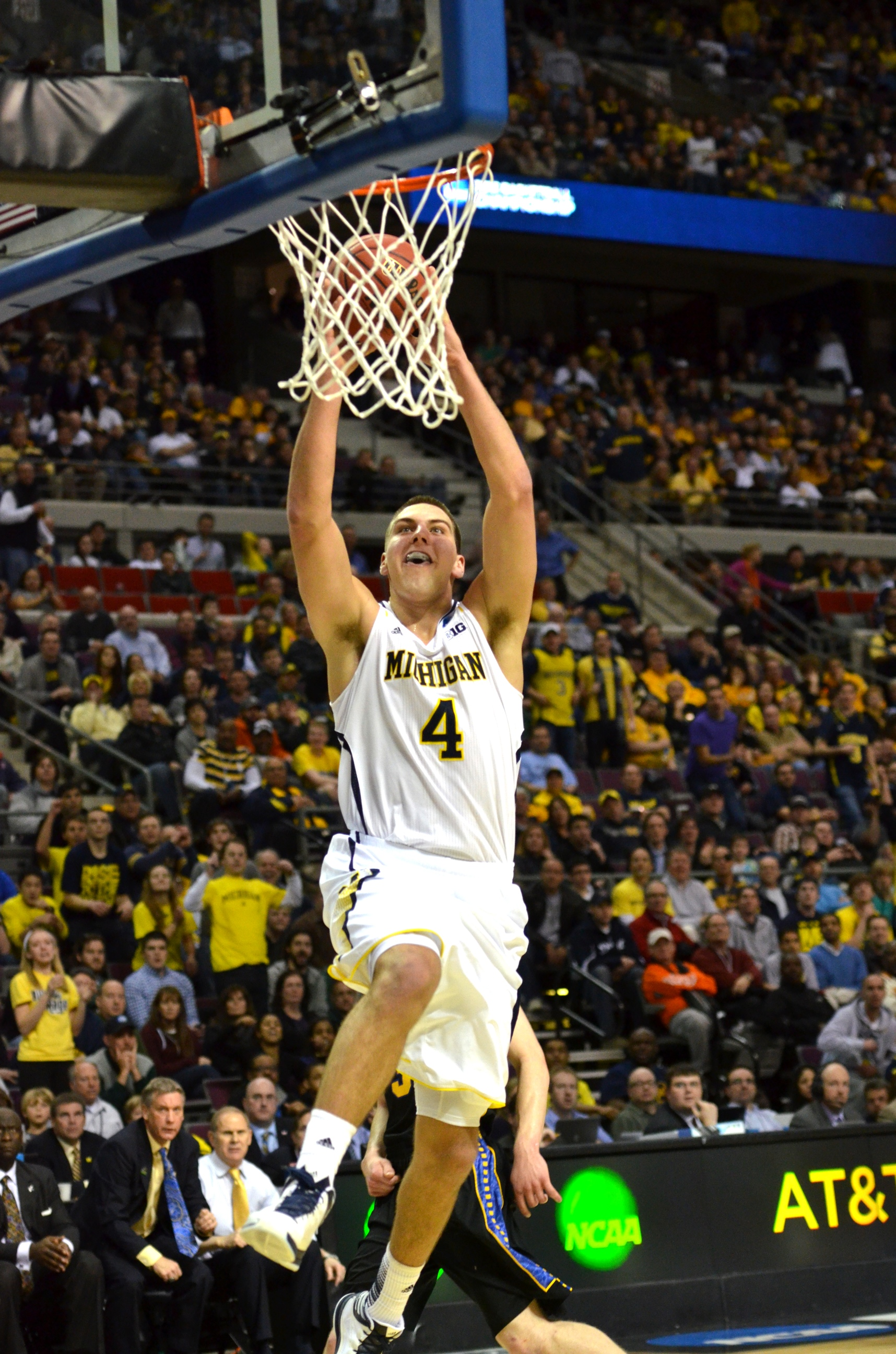 Draft Day Gallery – Mitch McGary –