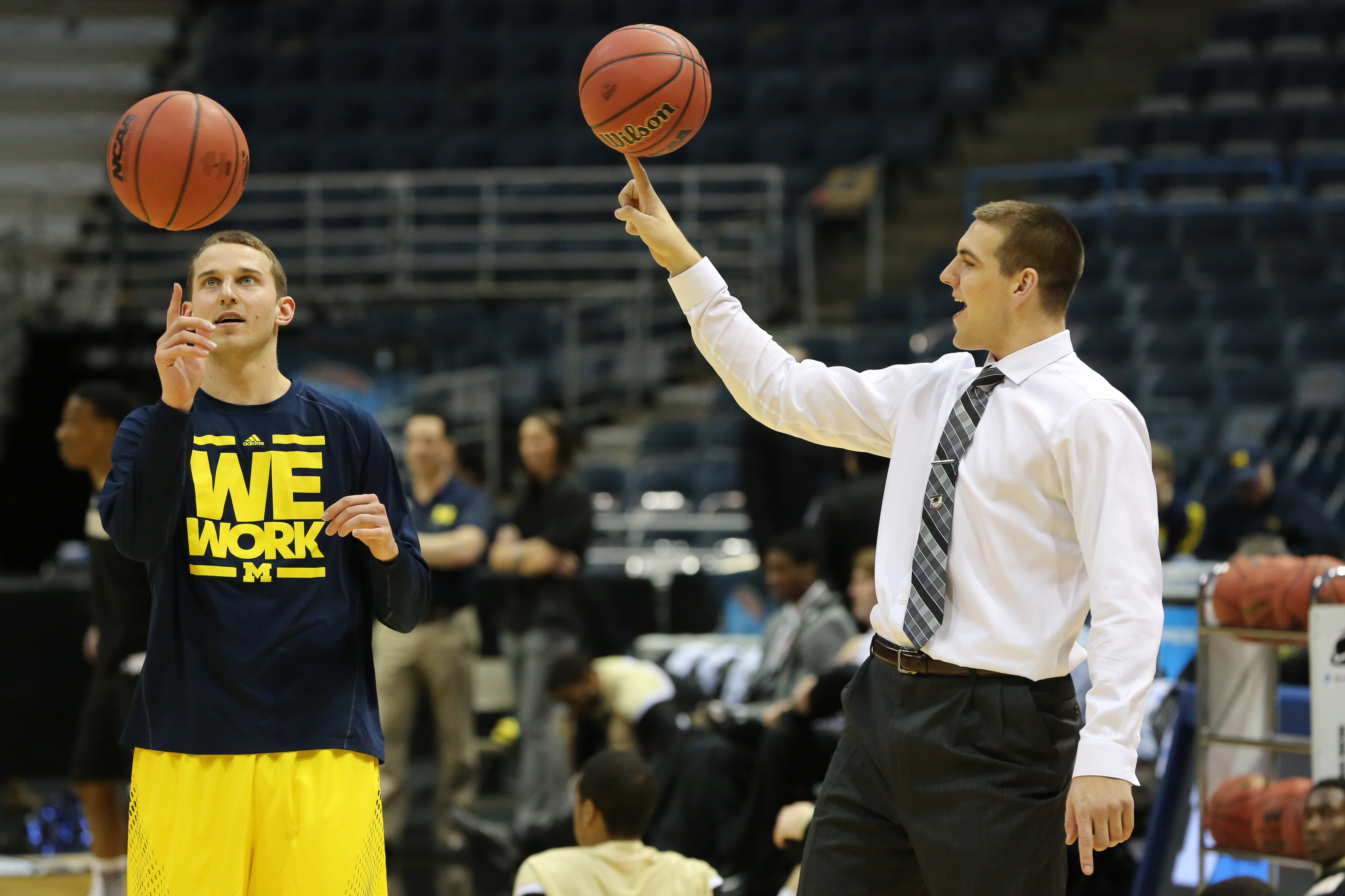 Draft Day Gallery – Mitch McGary – 4