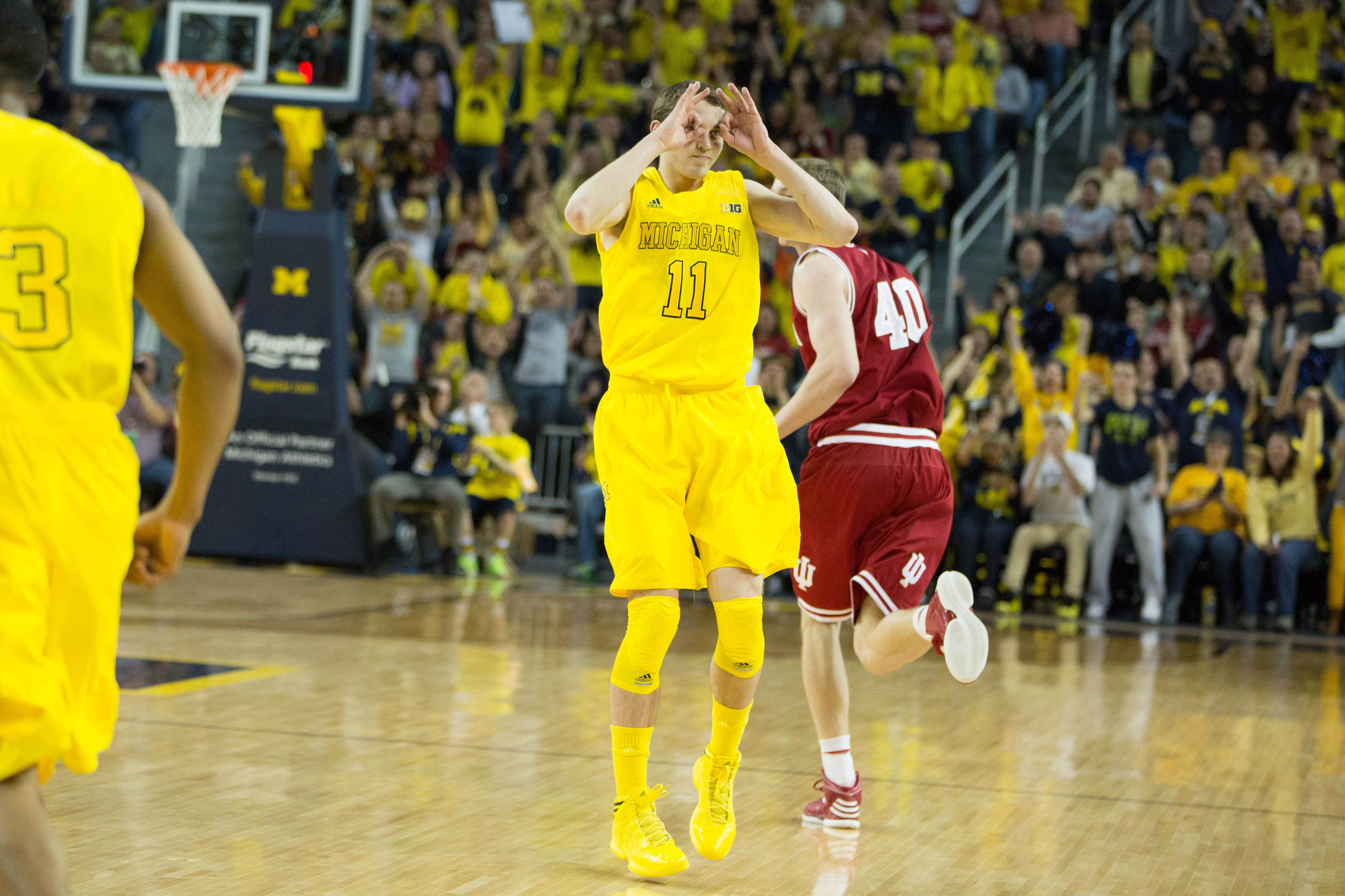 Draft Day Gallery – Nik Stauskas – 11