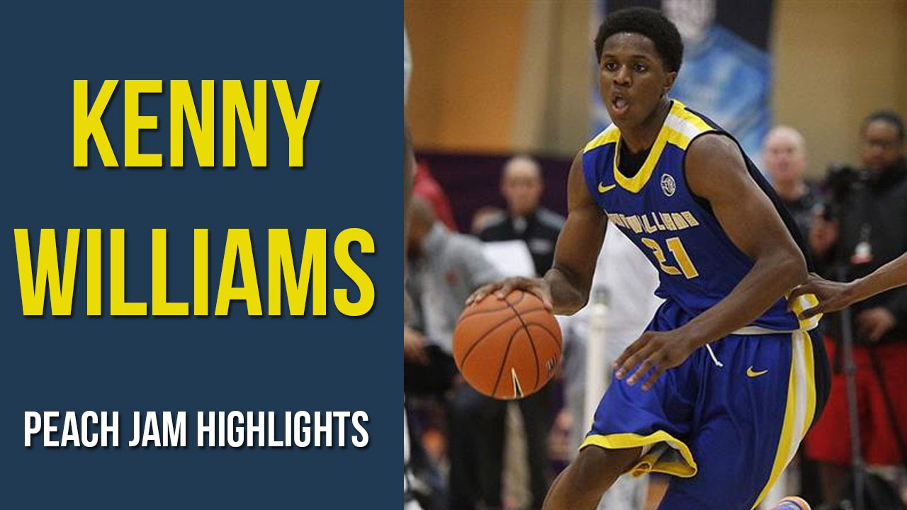 Four-star guard Kenny Williams has Michigan's attention