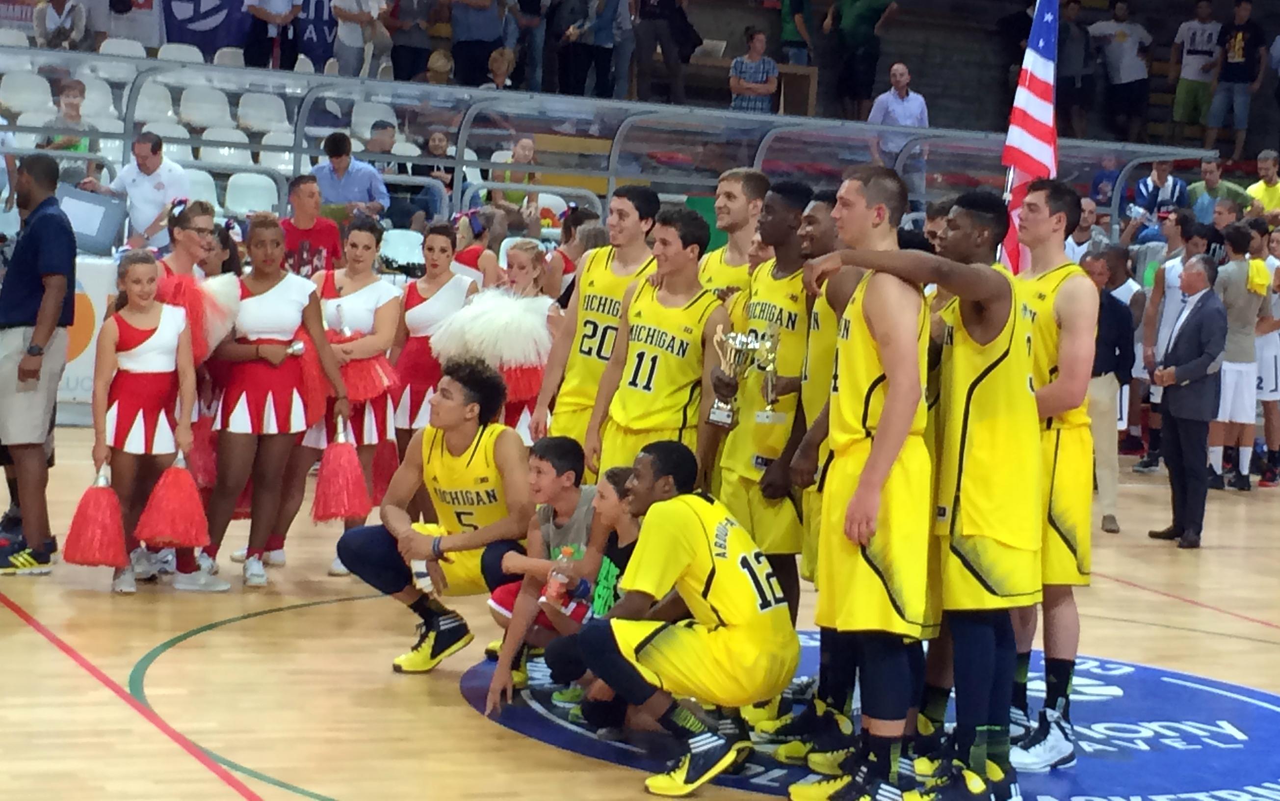 Michigan vs. Vicenza – #18