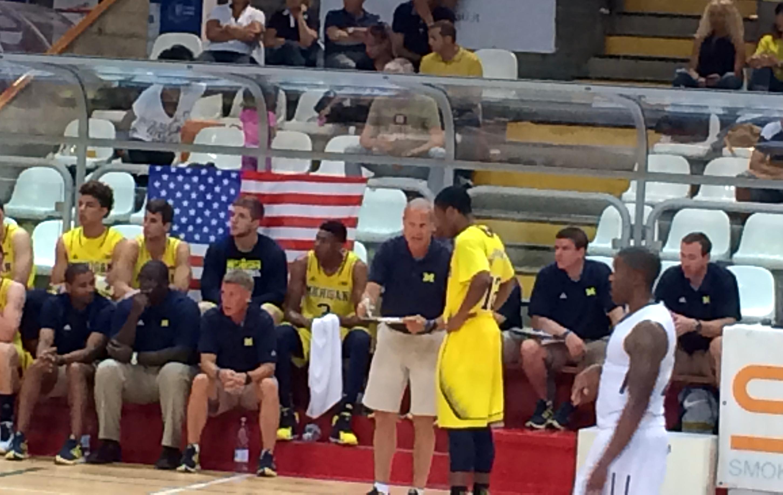 Michigan vs. Vicenza – #9