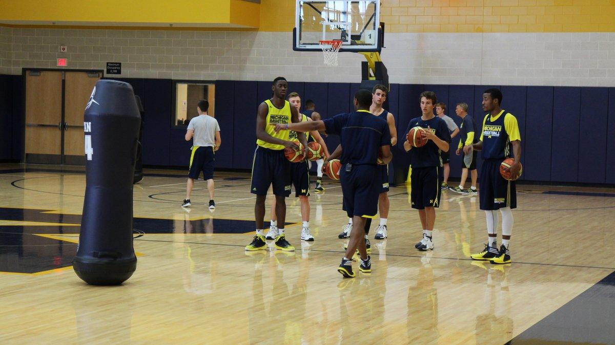 Michigan Pre-Italy Practice – 24
