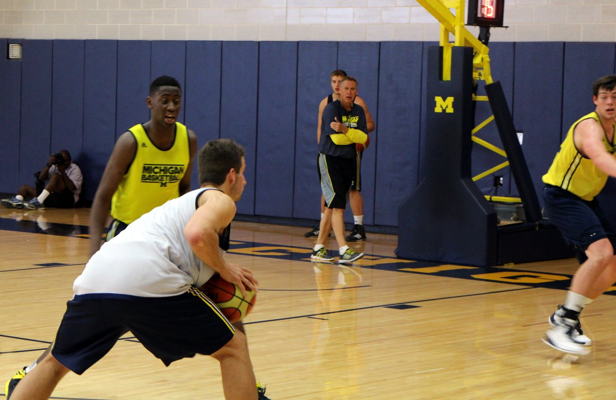 Michigan Pre-Italy Practice – 21