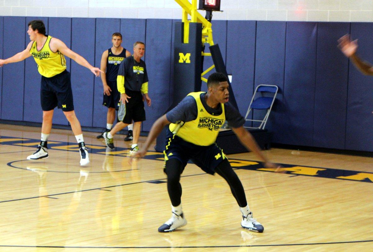 Michigan Pre-Italy Practice – 19