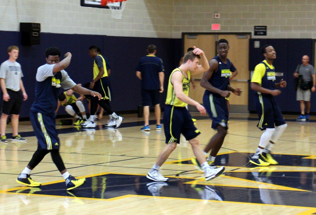 Michigan Pre-Italy Practice – 11
