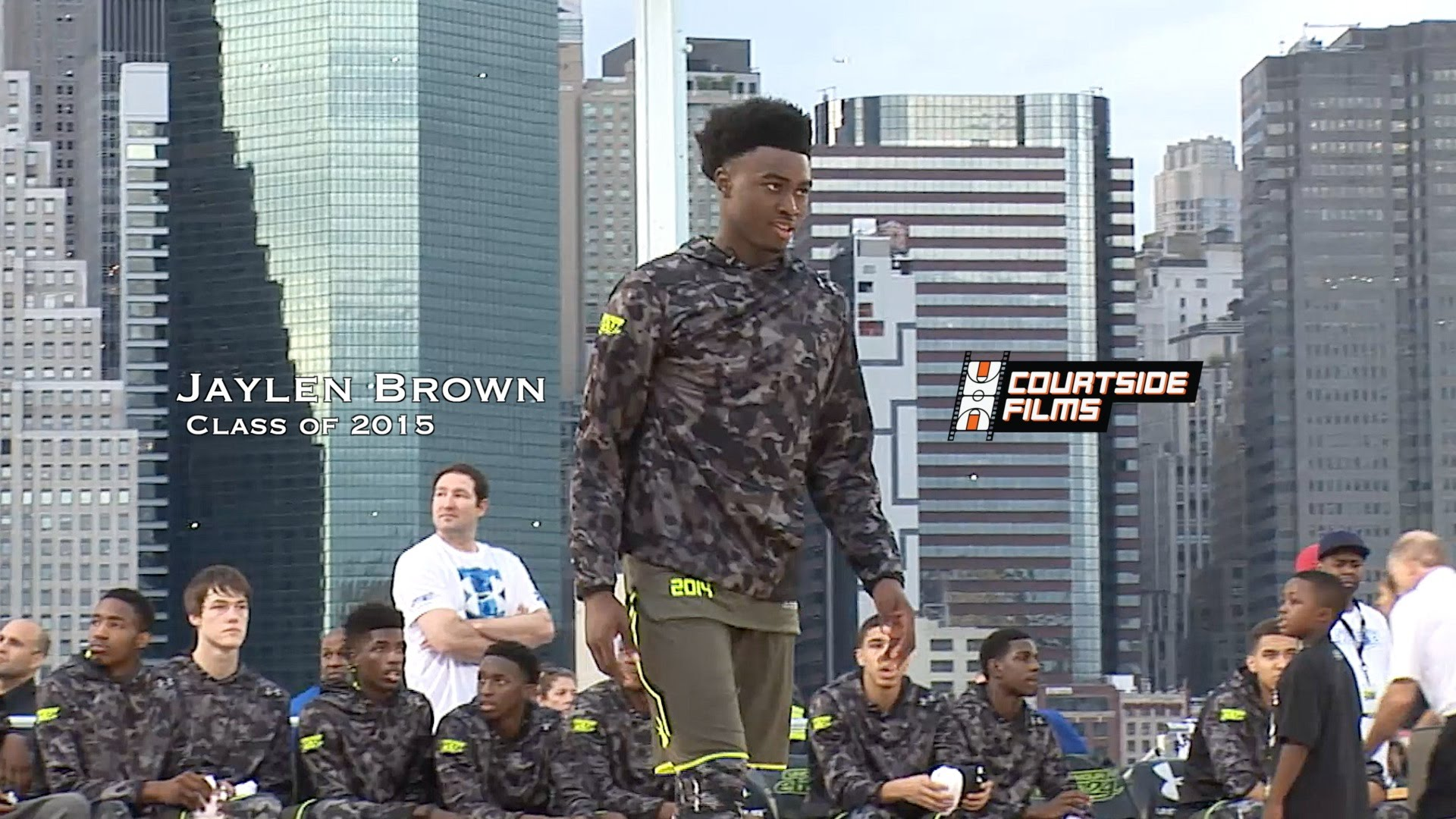 No. 2 ranked Jaylen Brown 'very interested' in Michigan, hopes to take official visit