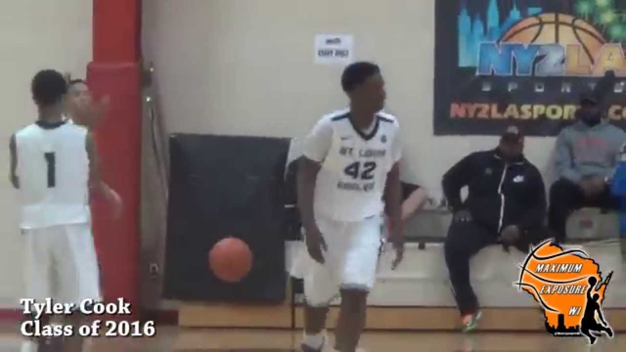 Report: Michigan offers four-star forward Tyler Cook