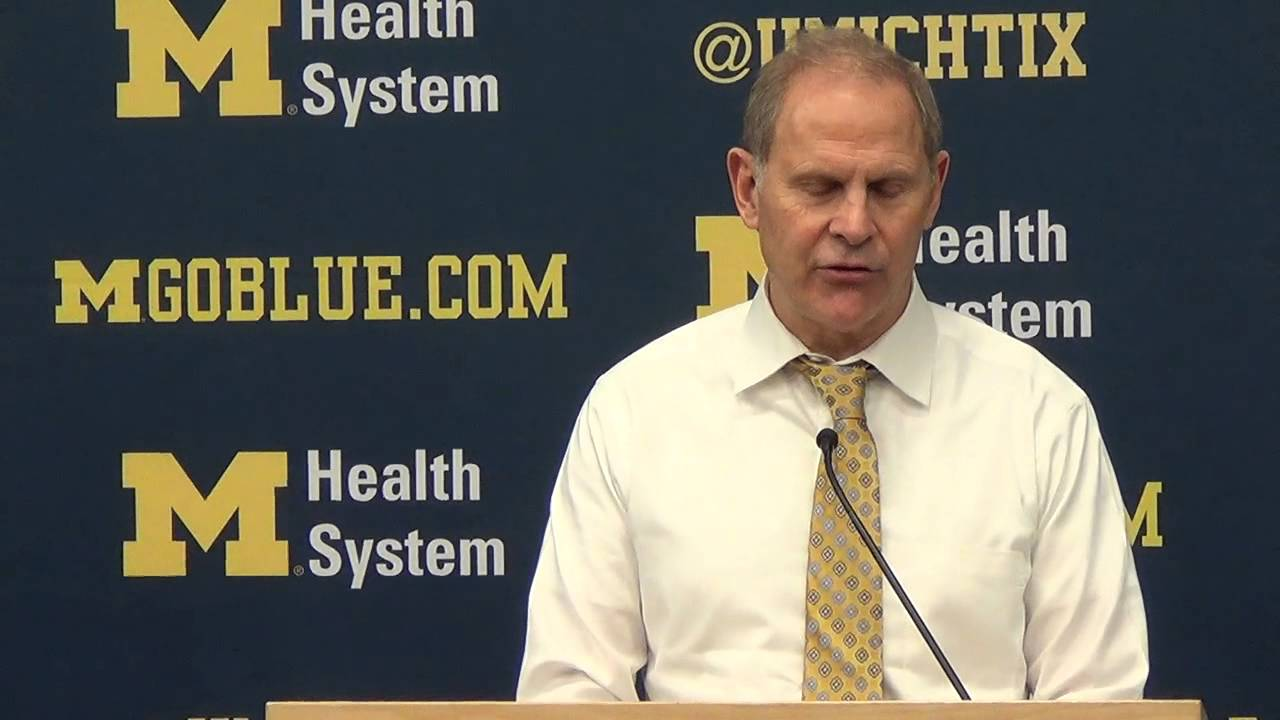 John Beilein discusses comeback win over Illinois