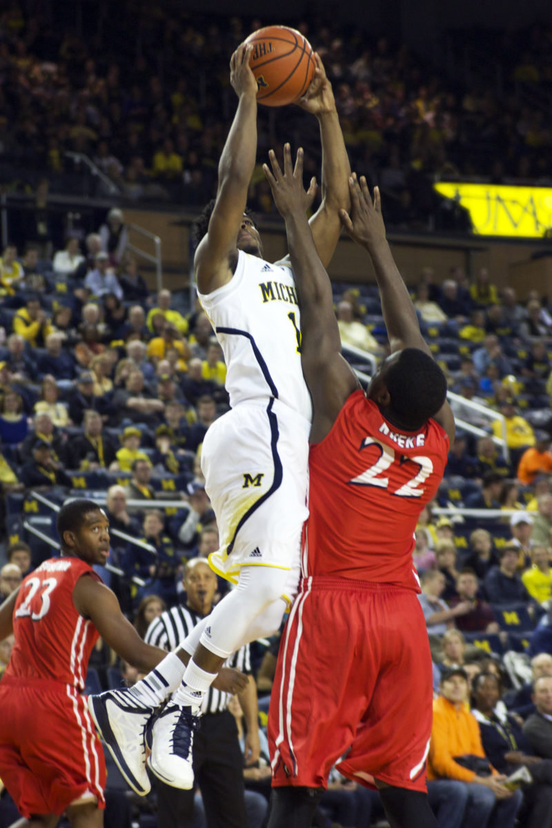 NJIT 72, Michigan 70 – #13