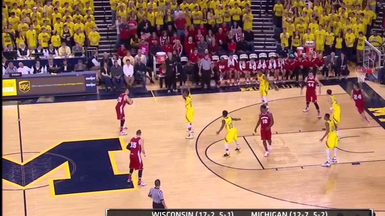 Breaking down Michigan's zone defense