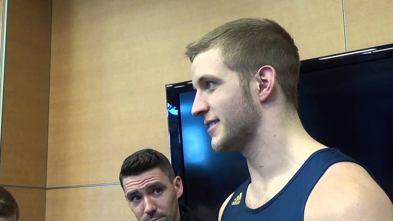 Video: John Beilein, Max Bielfeldt preview Nebraska