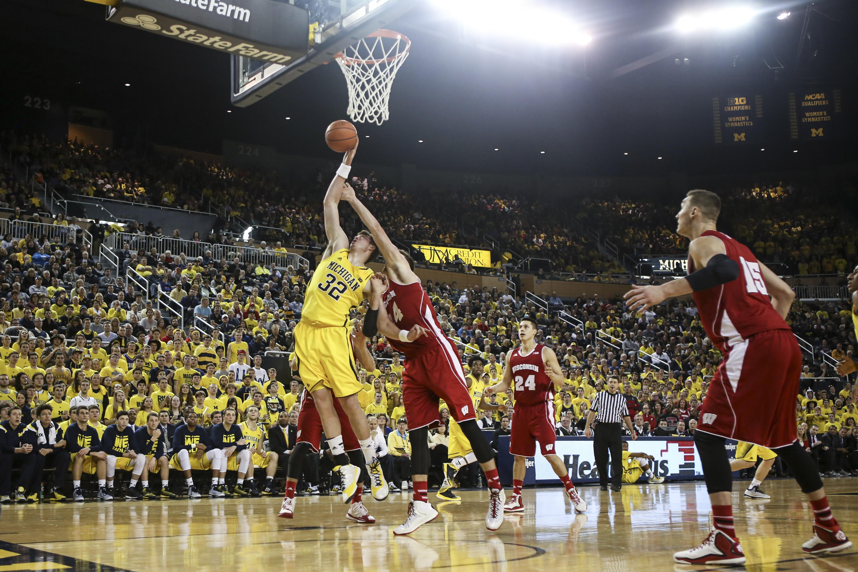 Wisconsin 69, Michigan 64 – #19