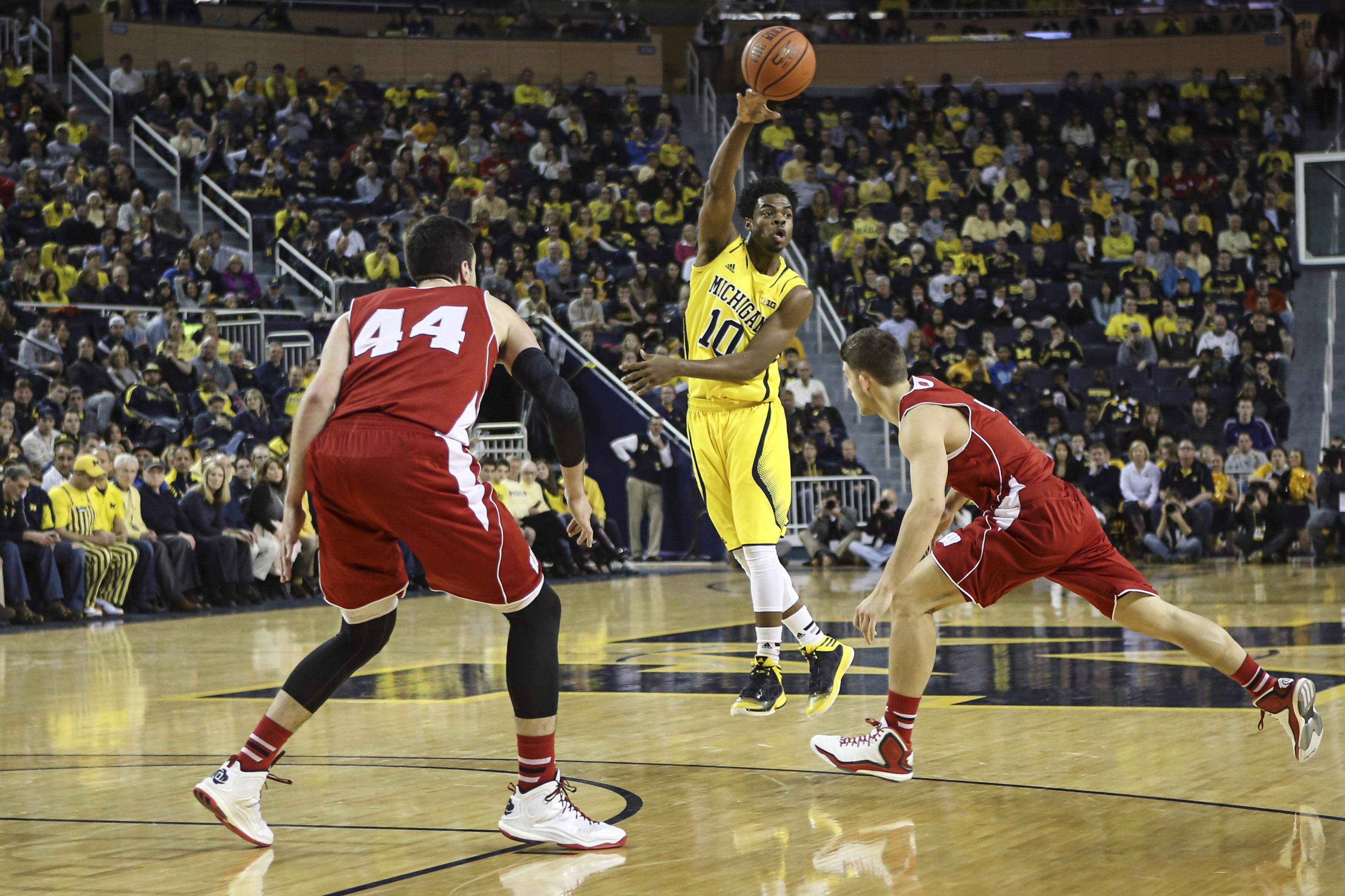 Wisconsin 69, Michigan 64 – #8