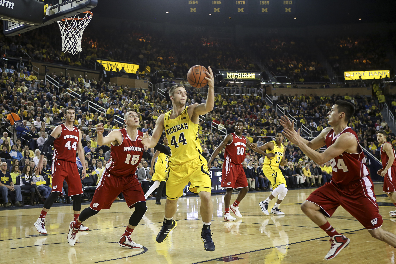 Wisconsin 69, Michigan 64 – #7